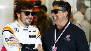 Alonso y Andretti