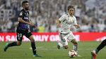 Real Madrid break passing record against Leganes