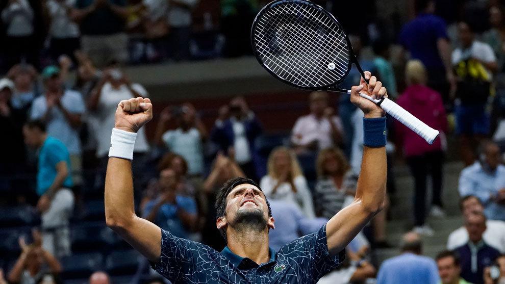 Djokovic no se deja sorprender