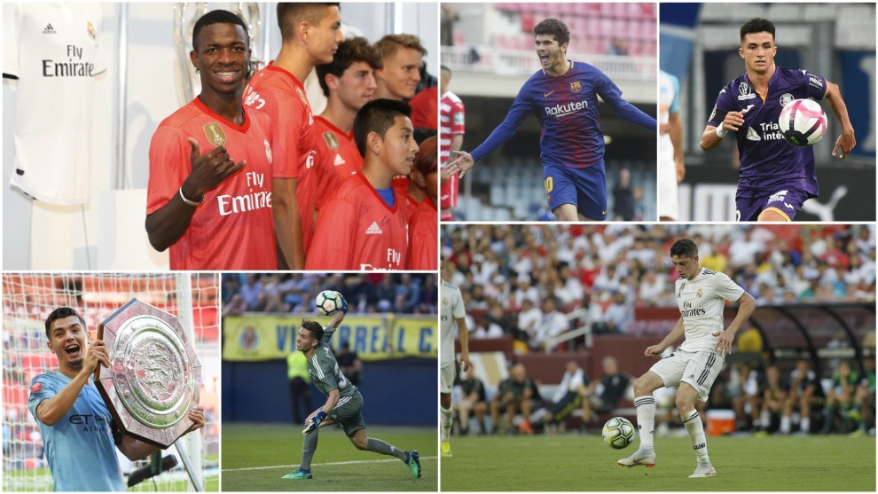 Real Madrid and Spanish football well represented in Golden Boy...