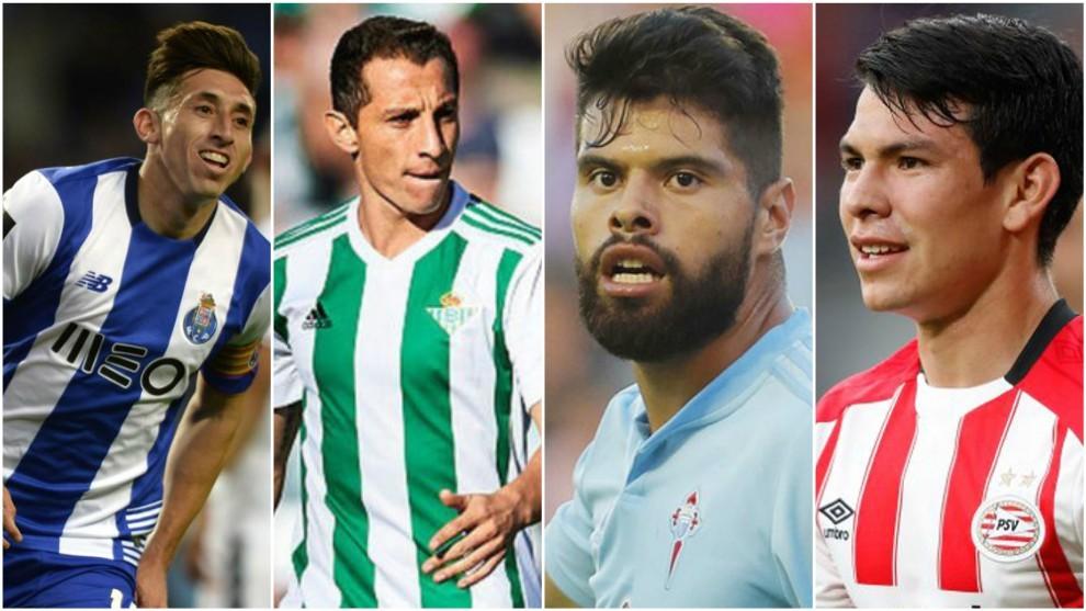 Araujo y Herrera destacan en una jornada de contrastes para los mexicanos  c6cecf3d79bd6