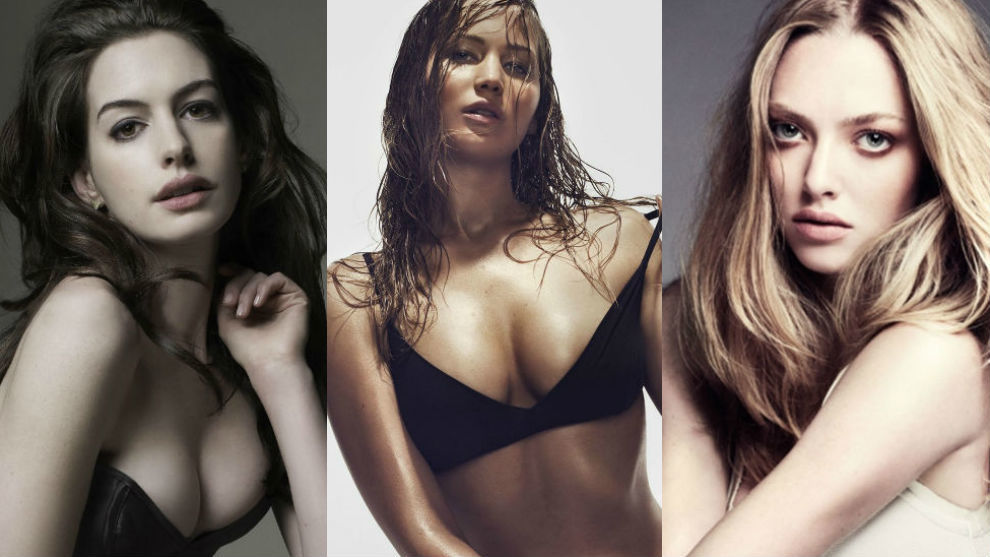 Celebrities hacked... Their most intimate photos published!