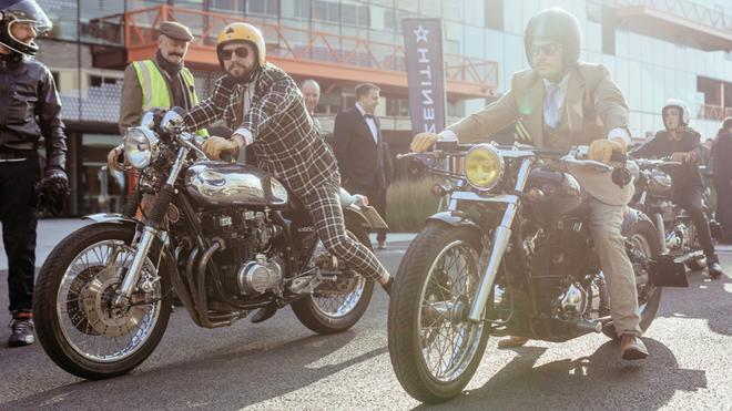 protección de próstata para motociclismo
