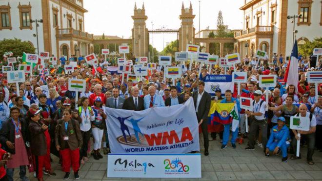 Ceremonia de inauguración del Campeonato Mundial de Atletismo de...