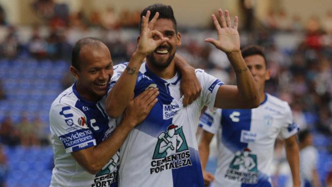 Pachuca ya venció al Celaya en la jornada 1.