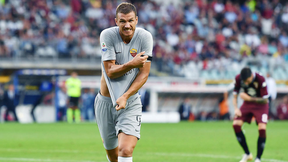 12- Edin Dzeko - Roma - 4.5 million euros