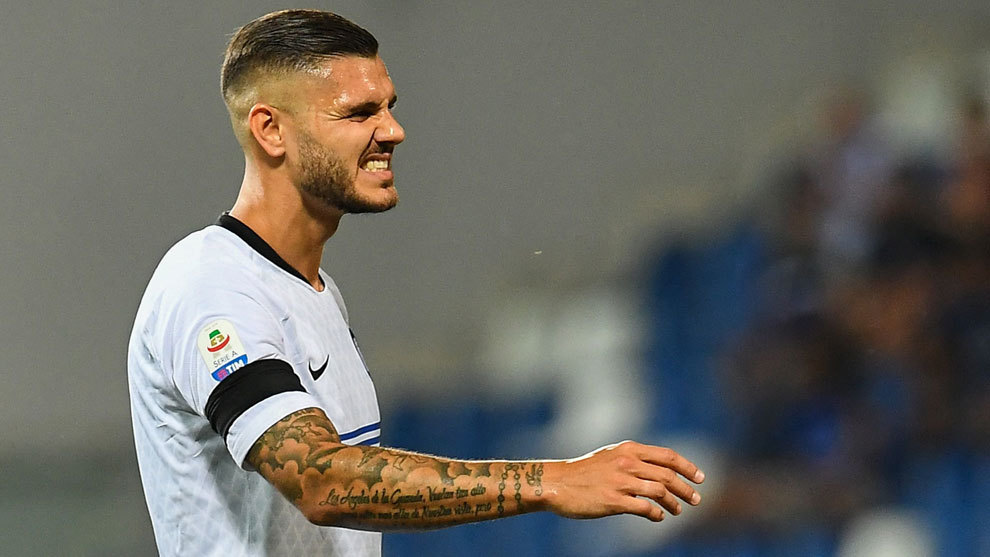 10- Mauro Icardi - Inter de Milán - 4.5 million euros
