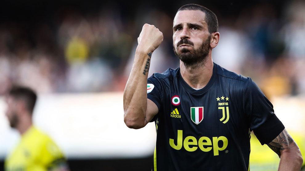 7- Leonardo Bonucci - Juventus - 5.5 million euros