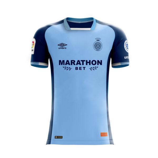 Girona tercera equipación temporada 18-19