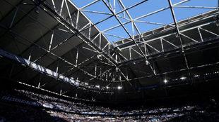 Panorámica del Veltins Arena.