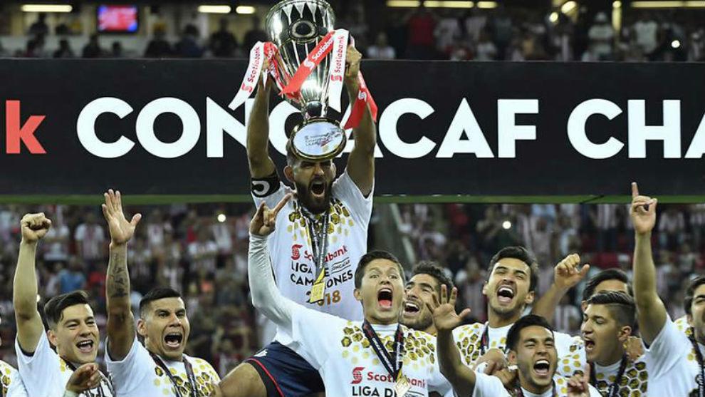 Chivas, campeón de la Concachampions 2018