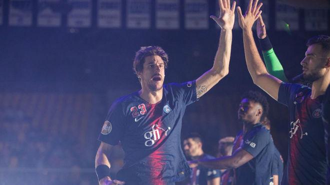 Viran Morros, nuevo jugador del Paris Saint-Germain
