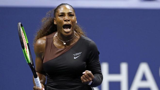 Serena avanza a la final del US Open