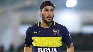 Sebastián Pérez firma con los Tuzos.