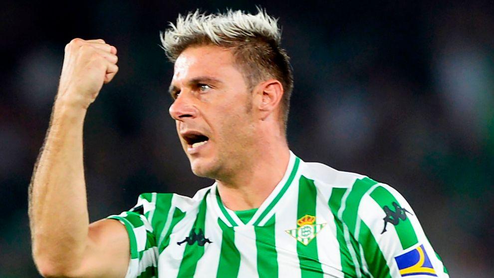 Betis: Joaquín, un capitán incombustible - Marca.com