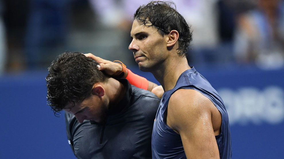Nadal on epic US Open match: 'I suffered, that's the right word'