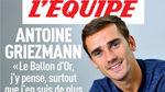 """Griezmann: """"En 2016 perdiendo dos finales fui finalista, este año que he ganado tres finales..."""""""