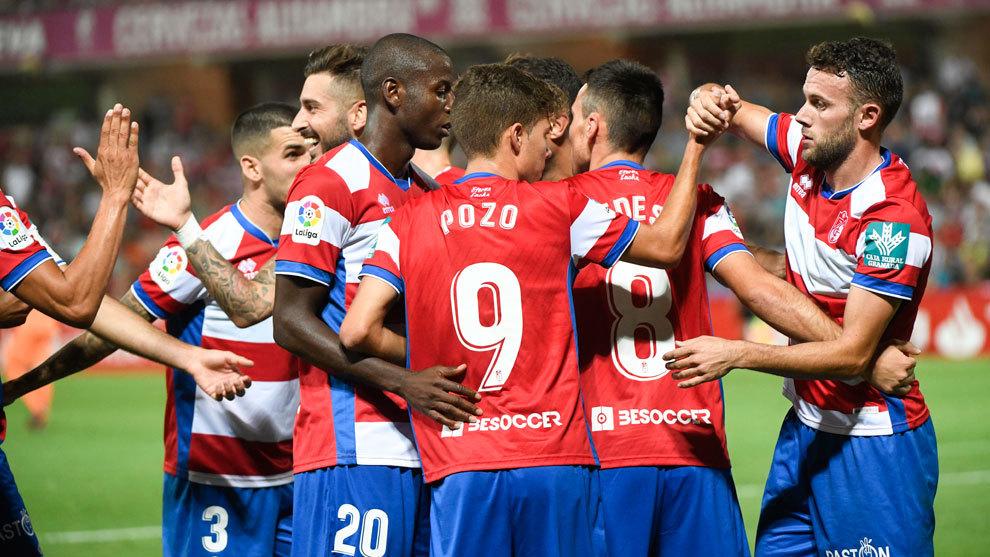 El Granada intentará mejorar sus prestaciones durante esta temporada...