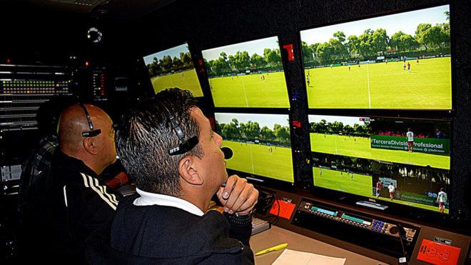 El VAR ya ha sido probado en la mayoría de los estadios