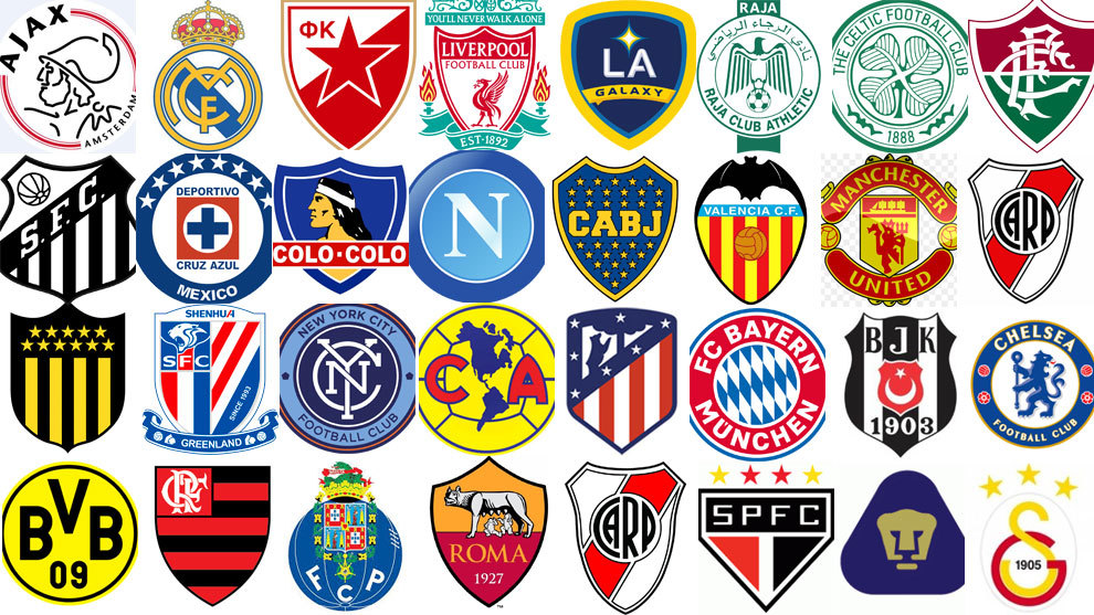 Which football club has the best badge?
