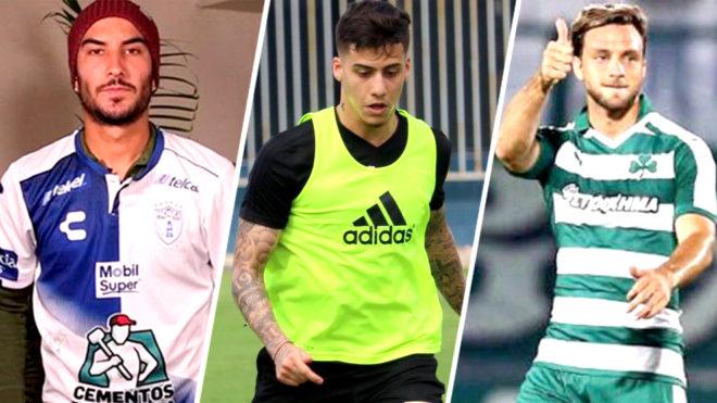 Estas son algunas de las nuevas caras de la Liga MX