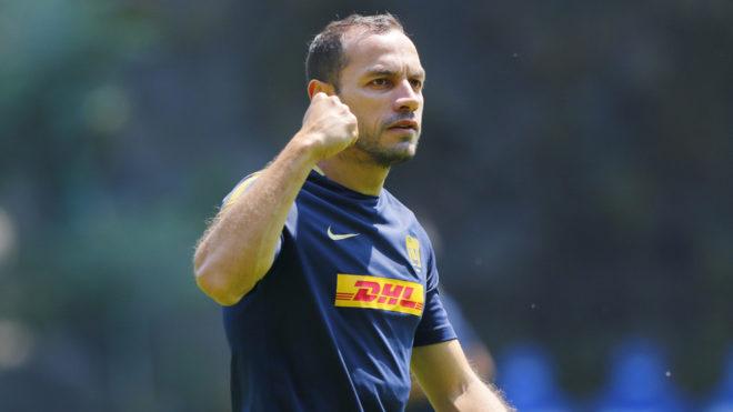 Marcelo Díaz aseguró que se vive más intenso el fútbol en...