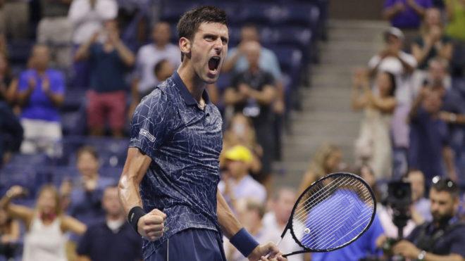 Novak Djokovic enfrentará a Nishikori.