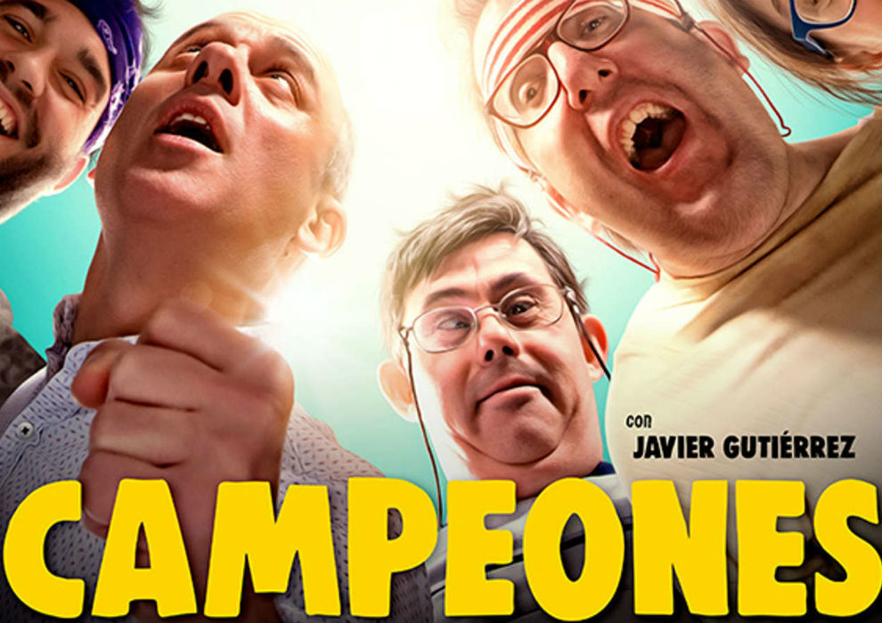 La película 'Campeones' representará a España en los Oscar