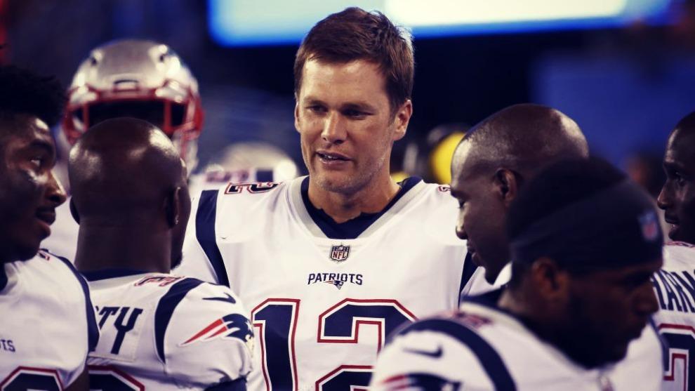 Brady es el jugador que más veces ha ganado el MVP en la Superbowl...