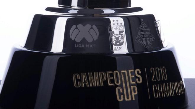 Trofeo de la Campeones Cup 2018