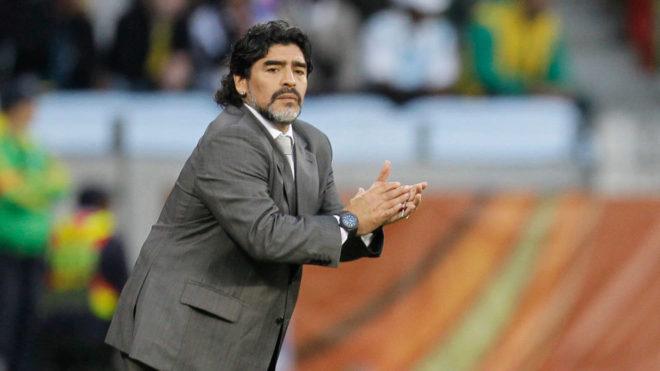 Maradona tendrá a su mando al conjunto más exitoso de la Liga de...