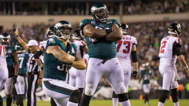 La defensa de Philadelphia fue muy importante para la victoria.