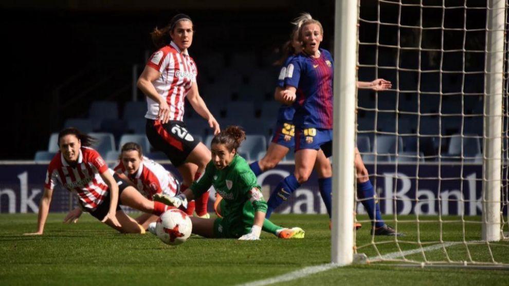 Athletic y Barcelona abrirán su participación en la Liga femenina en...