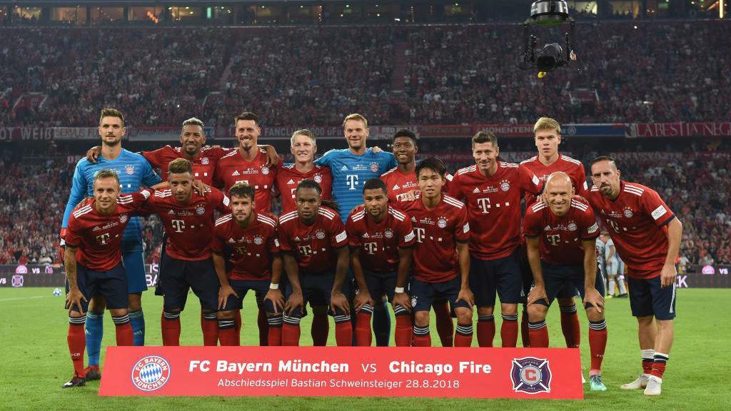 d51990adb6944 Bundesliga Encuesta de popularidad de los equipos de primera y segunda  división publicada por Bild