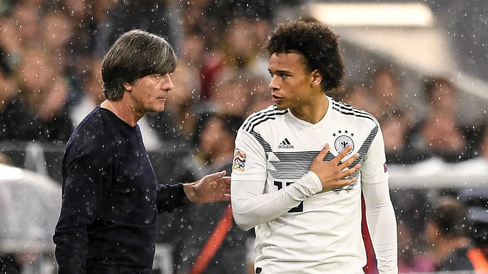 c90139483606e9 Germany  Leroy Sane leaves Germany camp after talks with Low