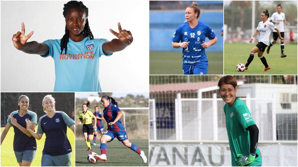 Liga Iberdrola Calendario.Futbol Femenino La Liga Iberdrola Se Abre Al Mundo Marca Com