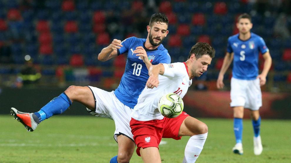 Italy 1-1 Poland