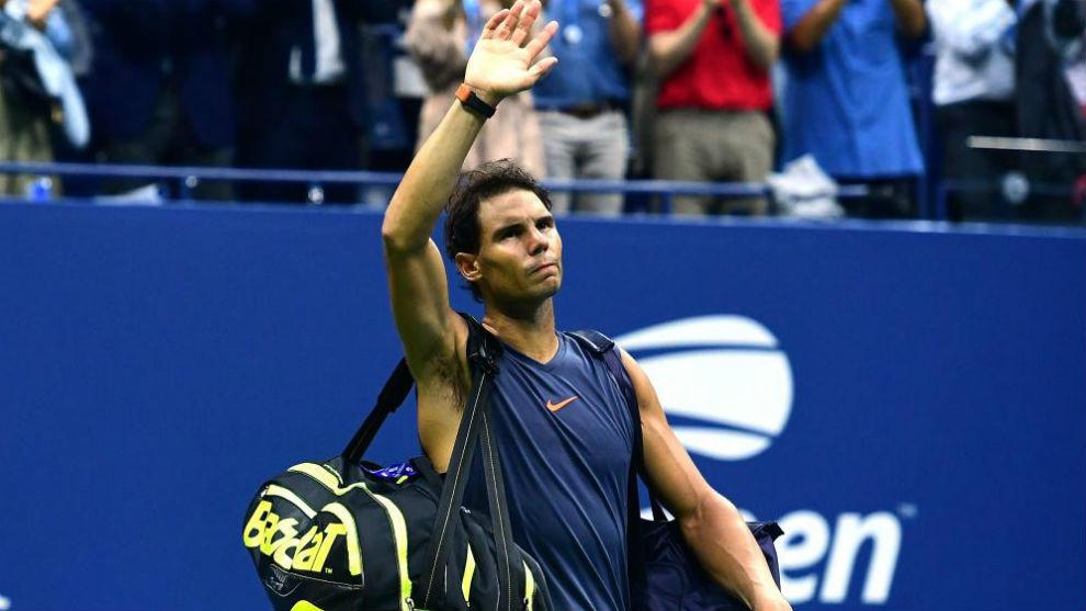 Nadal no jugará la Copa Davis contra Francia