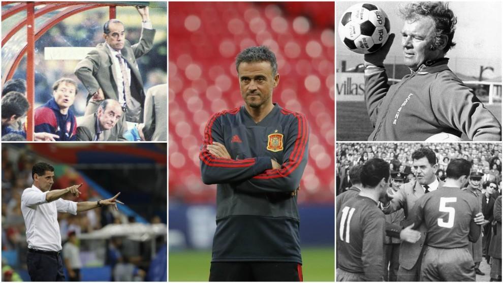 A new era for Spain under Luis Enrique begins