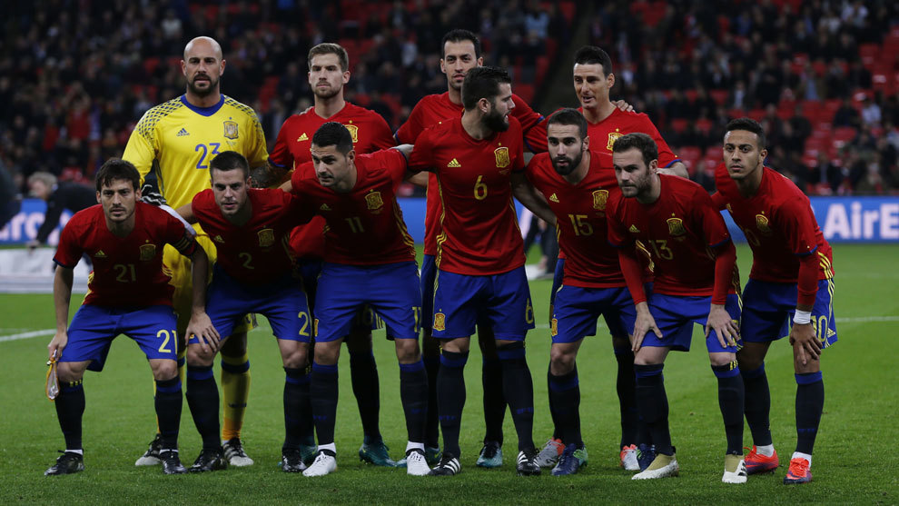 Spain return to Wembley