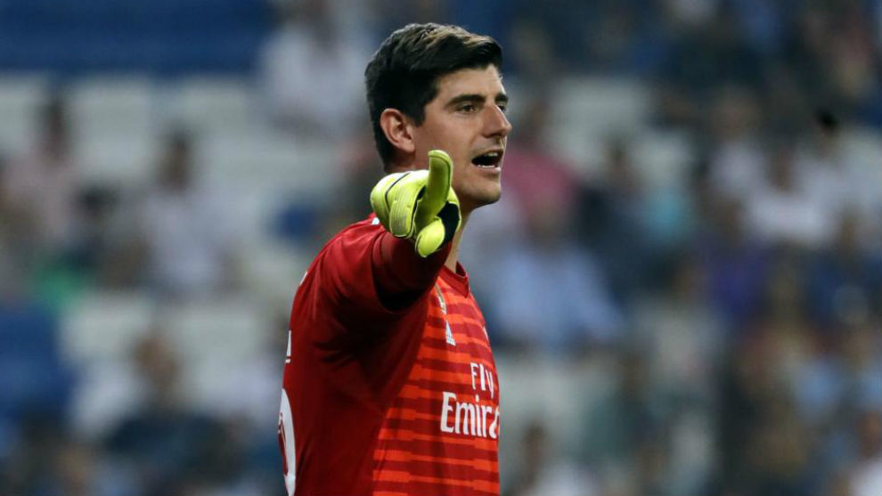 Thibaut Courtois explained his decision to leave Chelsea