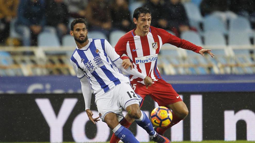 Willian José y Savic no estarán disponibles para disputar la jornada...