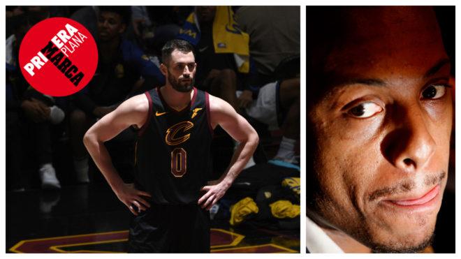 Los renglones torcidos de la NBA