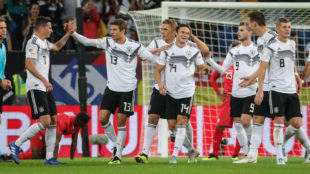Germany come from behind to beat Peru in Low's record 167th match
