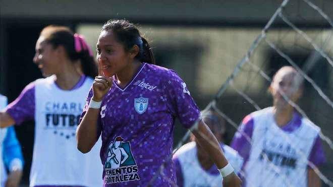 Esbeydi Salazar silencia a la afición americanista