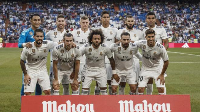 Cinco jugadores del Madrid superan los 25 puntos Fantasy en tres...