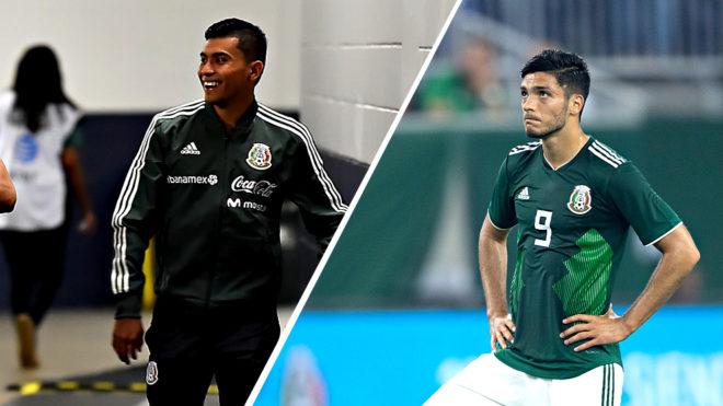 Quadratín: Orbelín Pineda, baja de la Selección Nacional por rodillazo