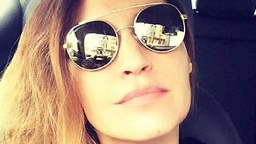 Susana Saborido, la mujer del futbolista Joaquín, ha denunciado en su...