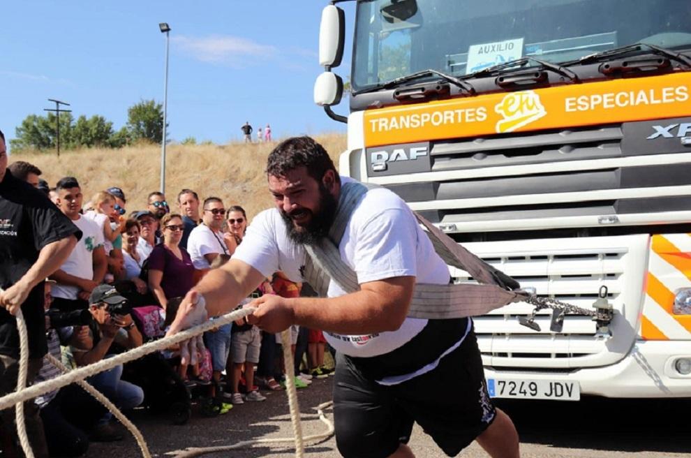 Juan Ferrer venció en Zamora