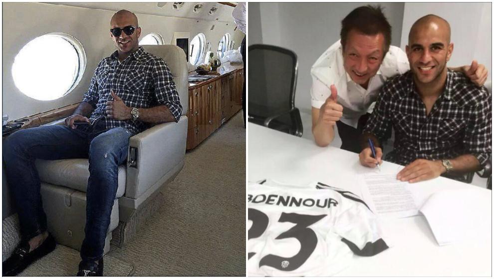 Abdennour, volando a España en 2015 y junto a Lim, firmando su...